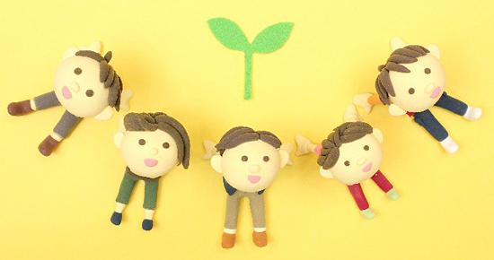 植物と仲間